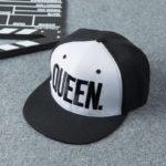 hip hop white queen