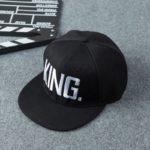 hip hop black king