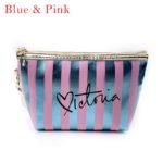 2 blue pink