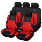 5 Seat - Red
