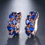 rosegold blue