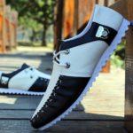 A Black White 01