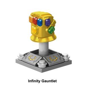 Infinity Gauntlet A