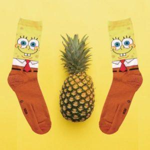Unisex ponožky Spongebob